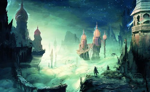 The Lost City of Western Magic