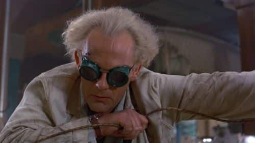 The Doc Brown Guide To Self Improvement