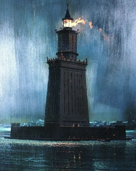 The Hidden Lesson Of Alexandria's Lighthouse