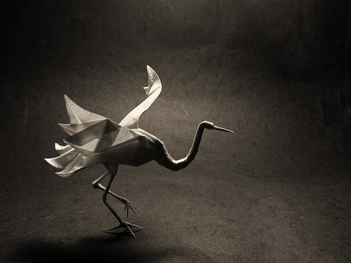 Check out Kekremsi on Flickr for more brilliant origami