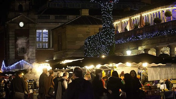 Covent Garden Market. Christmas 2012.