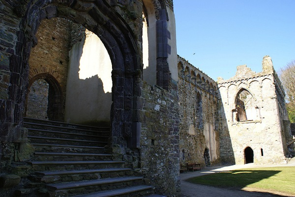 More of the Bishops' Palace.