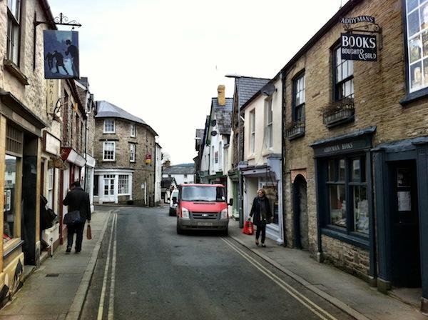 A street in Hay.