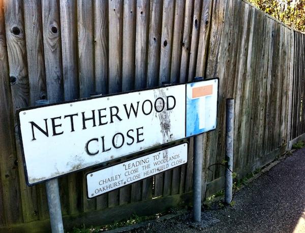 netherwood close