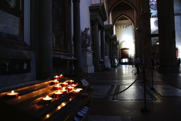Basilica di Santa Croce. Florence.