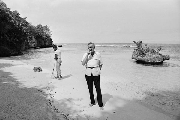 Fleming in Jamaica.