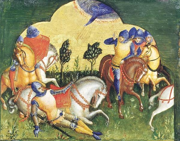 livre-d-art-legende-doree-veneziano-conversion-saint-paul