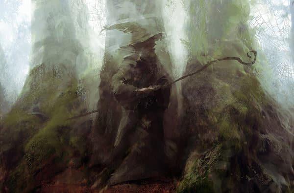 gandalf mirkwood