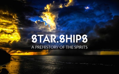 Star.Ships – A Prehistory of the Spirits. Preorder Open! (Also Happy Halloween!)