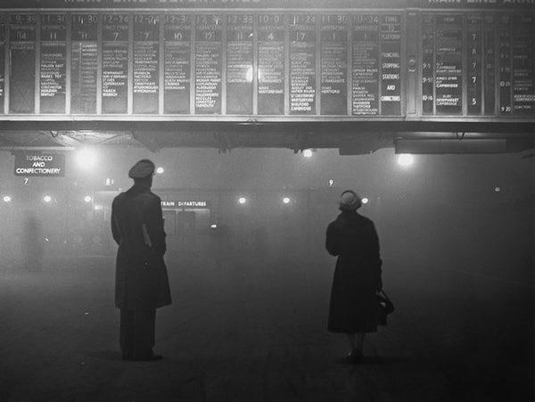 Smog Londra