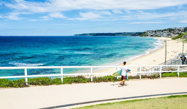 Merewether Beach, Newcastle, NSW