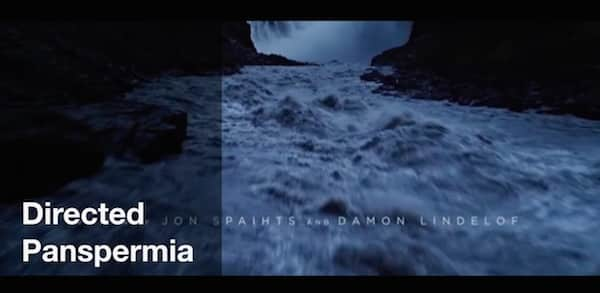 Directed Panspermia
